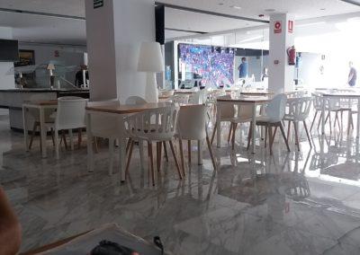 reforma de hotel