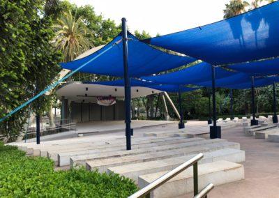 mejoras recinto municipal
