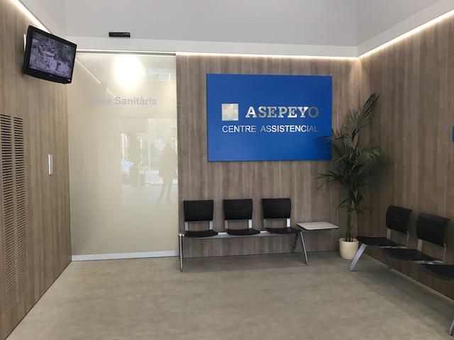 Salas de consulta Asepeyo