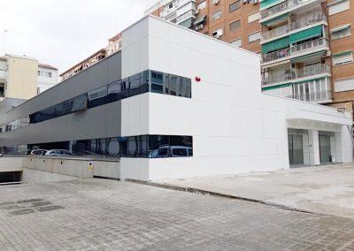 Rehabilitación de edificio para instalación de clínica