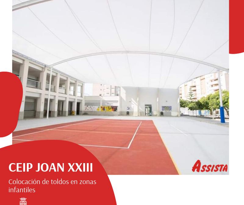 Assista junto con el Ayuntamiento de Gandía participa en el plan Edificant.