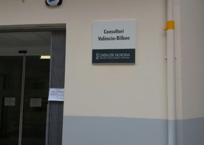 Rehabilitación Centro de Salud