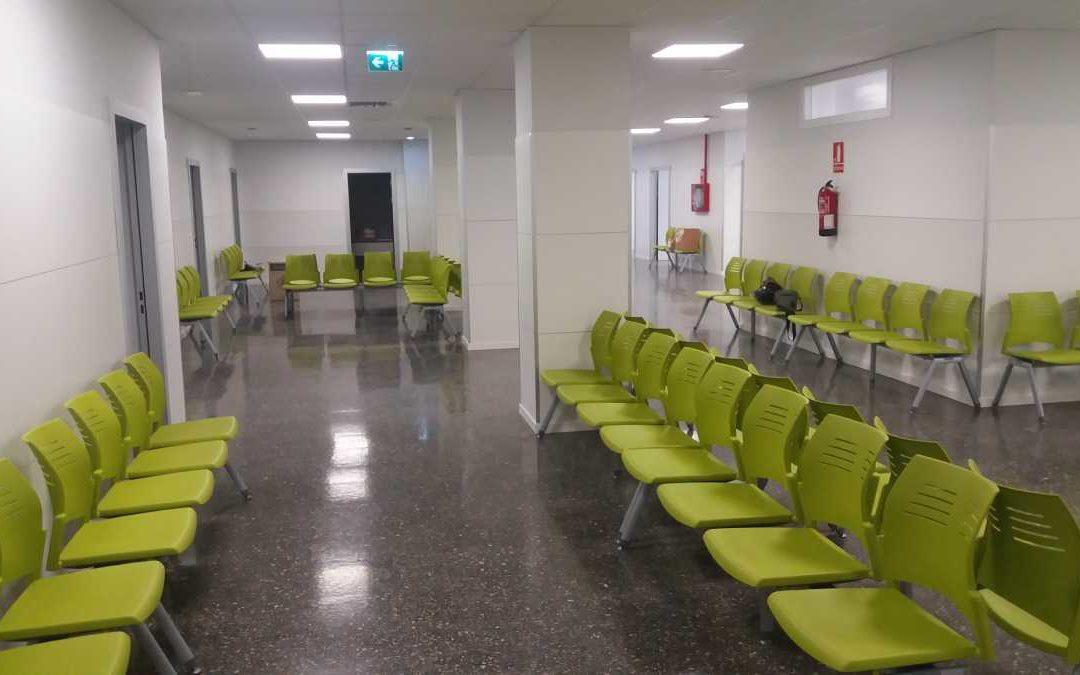 Rehabilitación Centro de Salud Consultori Auxi en Valencia
