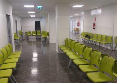 Rehabilitación y reforma de Centro de Salud consultori Auxi de Valencia