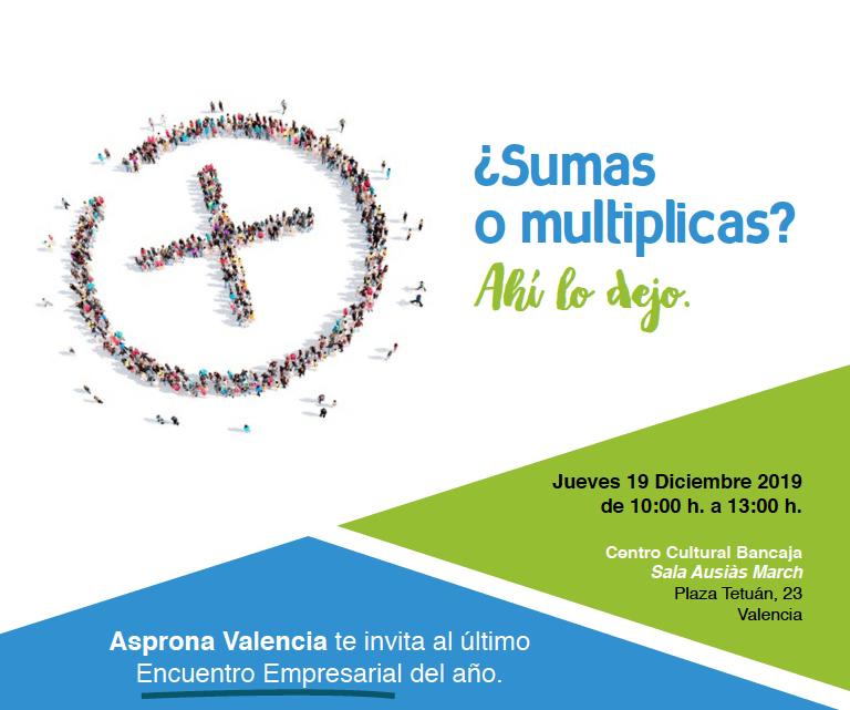 Grupo Assista colabora en el evento de Asprona Valencia