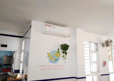 Climatización de Centros Educativos en La Campana (Sevilla) – Plan VI