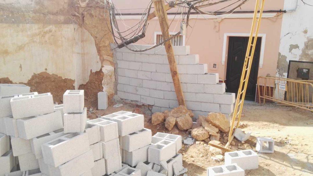 Demolición y rehabilitación vivienda unifamiliar Sevilla