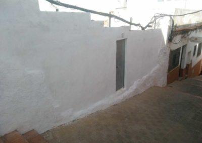 Demolición y reconstrucción de vivienda en Sevilla