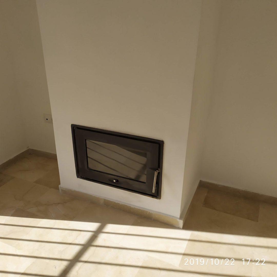 Assista Algeciras vivienda 24 chimenea