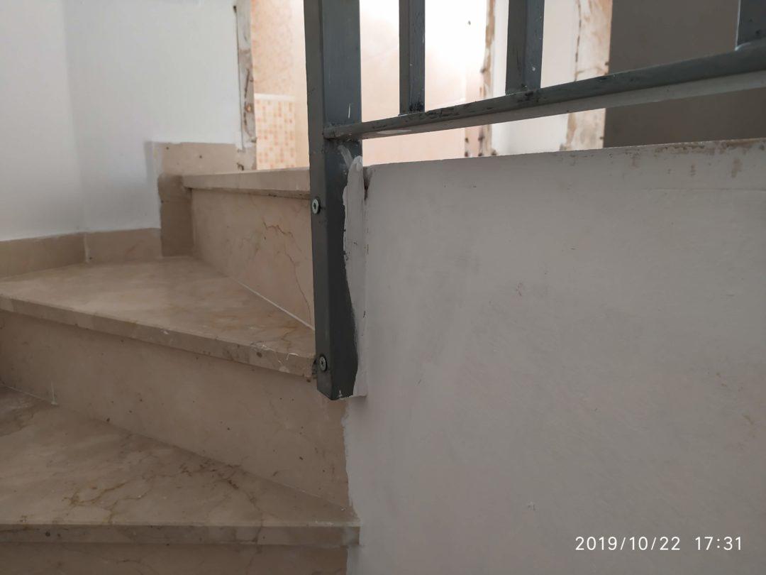 Assista Algeciras vivienda 24 escaleras