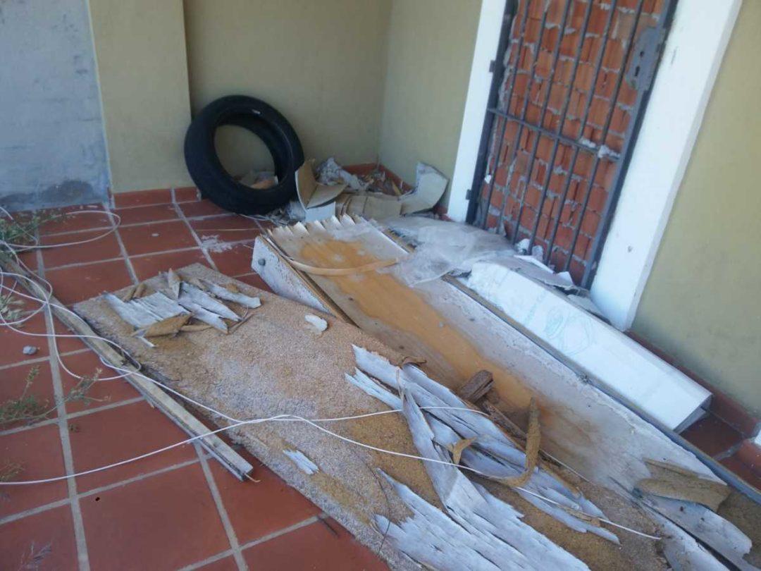 Assista -Vivienda en Algeciras Antes de obra 16