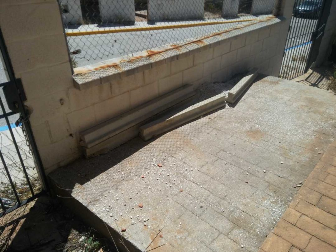 Assista -Vivienda en Algeciras Antes de obra 5