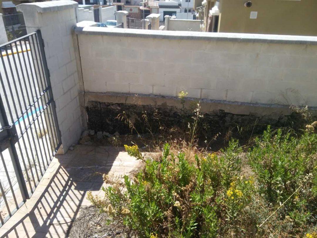 Assista -Vivienda en Algeciras Antes de obra 8