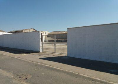 Demolición de nave industrial en Sevilla – Assista