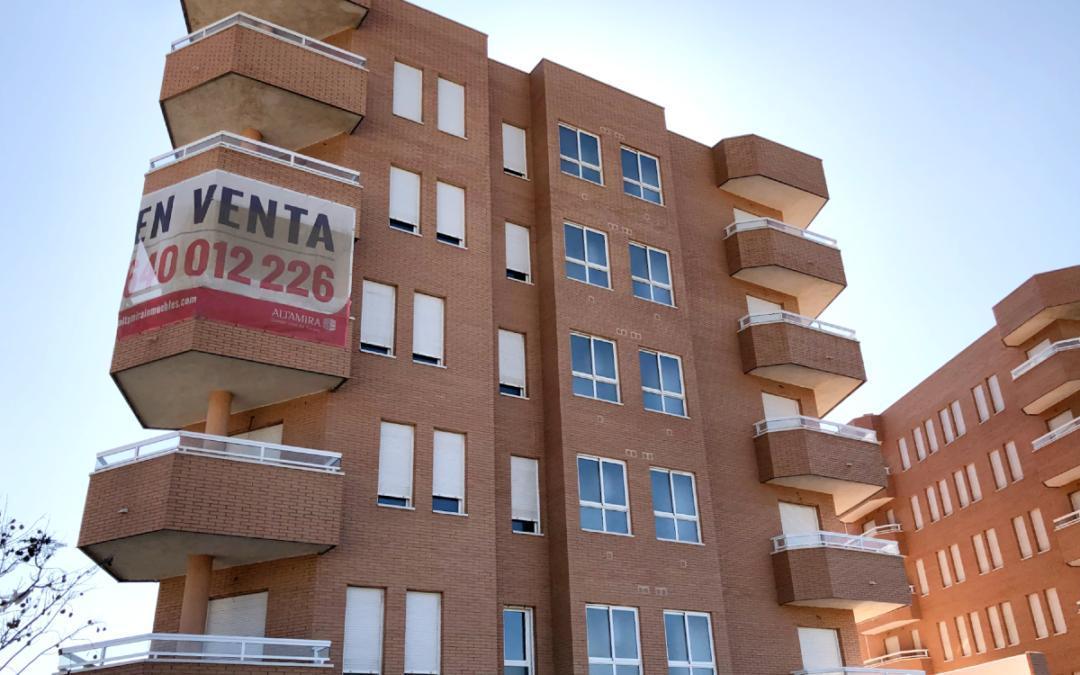 Adecuación de promoción de 94 viviendas en Vícar (Almería)