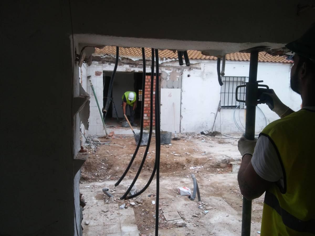 Rehabilitación de viviendas en Pérez Cubillas Huelva por grupo Assista