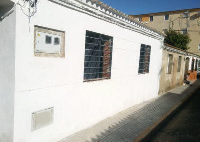 Rehabilitación de 7 viviendas en Huelva, barrio Pérez Cubillas