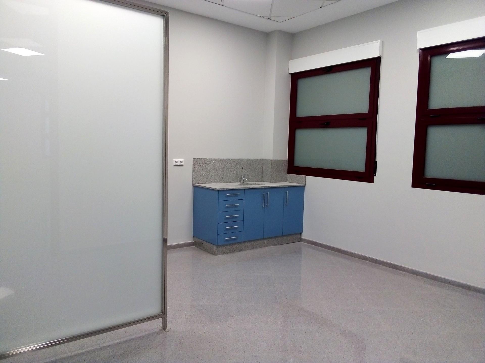 Remodelación consultori Miramar Assista