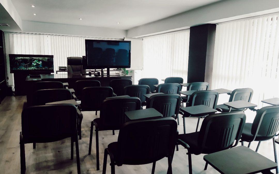 Inauguramos sala de formación para nuestro equipo