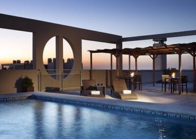 Reforma de 106 baños HOTEL EUROSTARS GRAN Valencia