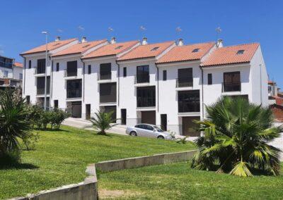 Adecuación de 6 viviendas en Cáceres