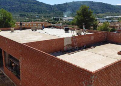 Adecuación y construcción de colegio en Bocairent, Valencia