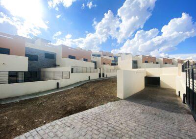Adecuación de 35 viviendas en Granada